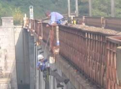 acrobati ponte malnate