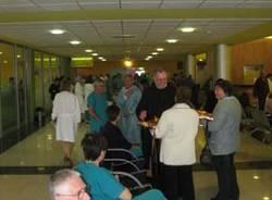 black out ospedale circolo ottobre 2007 monoblocco