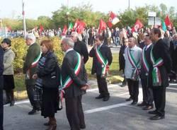 commemorazione mauro venegoni cassano magnago 28-10-2007