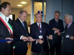 inaugurazione biocell center busto 19-10-2007