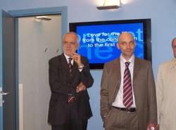 inaugurazione biocell center busto 19-10-2007 mario aspesi