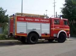 incendio ditta tessile busto 5-10-2007