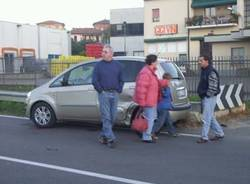 incidente gazzada via gallarate