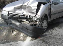 Incidente in via Gasparotto