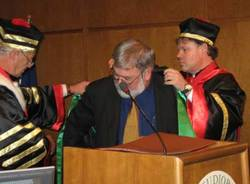 laurea honoris causa niles eldredge