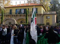 Manifestazione Azione Giovani 12 ottobre