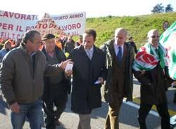 Manifestazione Malpensa 22 ottobre