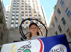 mondiali ciclismo columbus day new york