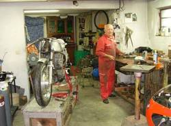 mv agusta moto scultore