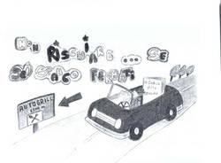 sicurezza strada vittime