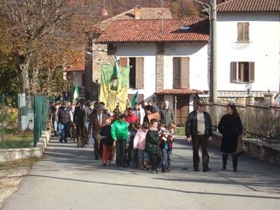 celebrazioni 4 novembre 2007 brinzio