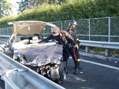 incidente gasparotto novembre 2007