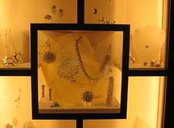mostra gioielli e design ceccuzzi novembre 2007 ville ponti