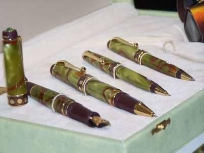 mostra penne aurora boragno