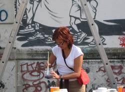 murales fausto e iaio