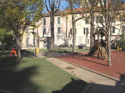parco via poma gallarate novembre 2007