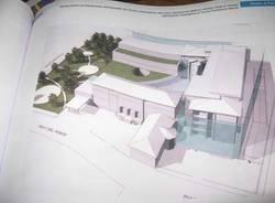 progetto del ponte nuovo ospedale bambino