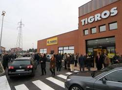 Tigros cassano inaugurazione