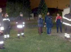 vigili del fuoco pompieri fuga gas lonate pozzolo 5-11-2007