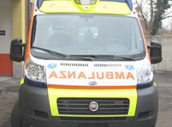 ambulanza sos laghi