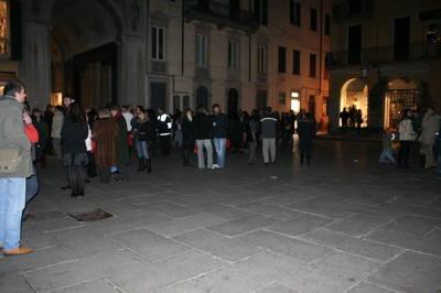 BiancoNatale 2007 Spettacolo Luci