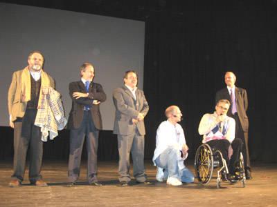 convegno sport disabili cinema vela bis