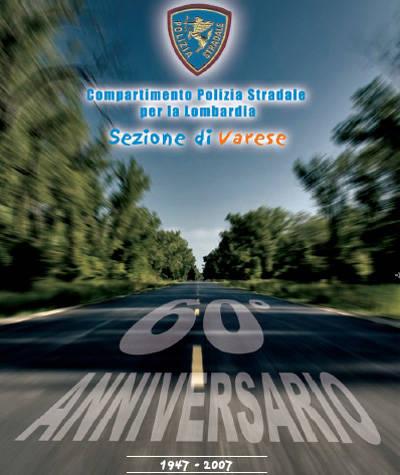 gennaio calendario polizia stradale