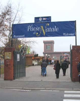 paese di natale dicembre 2007