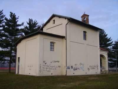vandalismi graffiti madonna in campagna dicembre 2007