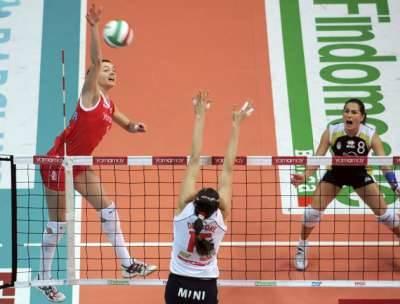 yamamay vs. perugia volley pallavolo 9-12-2007