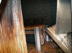 club prive incendio