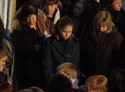 funerali alessia apollonia saltrio