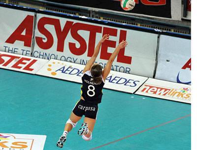 Asystel-Yamamay 3-0