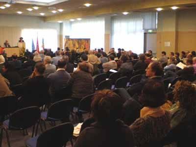cgil organizzazione conferenza