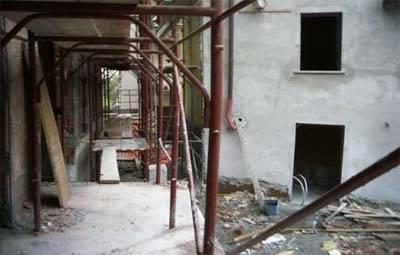direzione provinciale del lavoro nil nucleo ispettorato del lavoro cantieri sequestrati infortuni lavoro