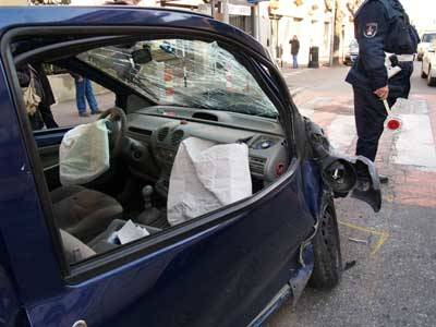 incidente belforte marzo 2008
