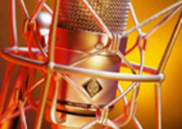 microfono musica cantare