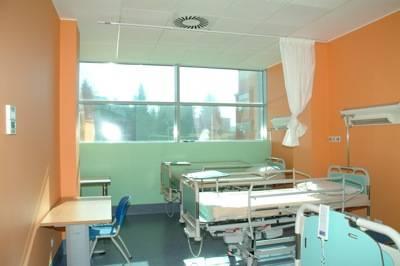 reparto infettivi inaugurazione