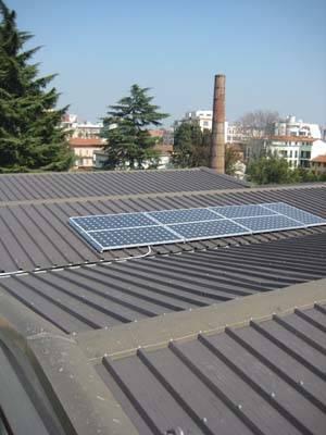 sole majno pannelli solari gallarate