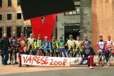 sopralluogo nazionale under 23 ciclismo