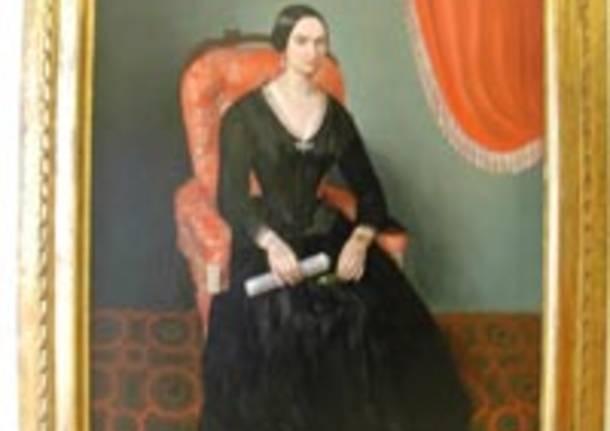 Teresa Lualdi quadreria busto