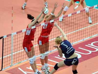 volley femminile A1 yamamay busto a. monteschiavo jesi