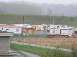 campo nomadi sinti gallarate