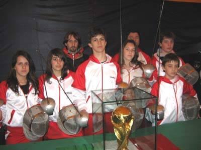 coppa del mondo 18 aprile 2008