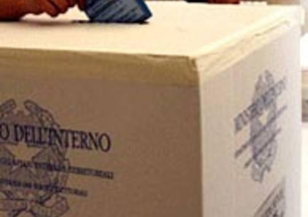 elezioni seggio elettorale