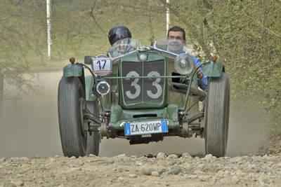 historic trial auto epoca