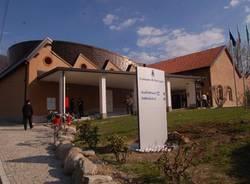 inaugurazione auditorium maccagno