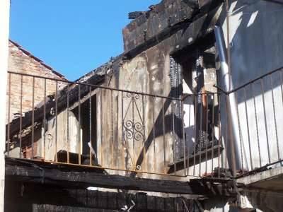 incendio bienate magnago 7-4-2008 incendi prima