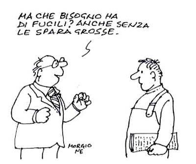 La vignetta di Morgione - 07/04/2008