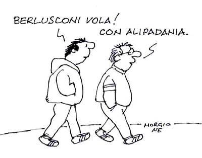 La vignetta di Morgione - 14/04/2008